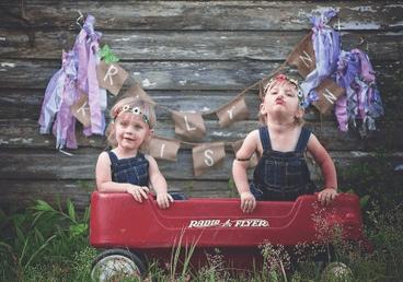 双胞胎女儿时髦名字