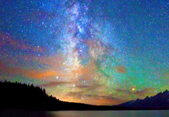 梦见银河相关梦